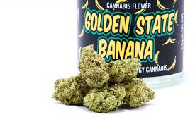 Golden State Banana Cali Weed For Sale